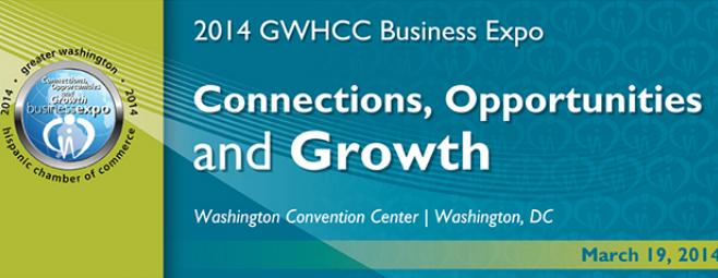GWHCC Business Expo March 19 2014