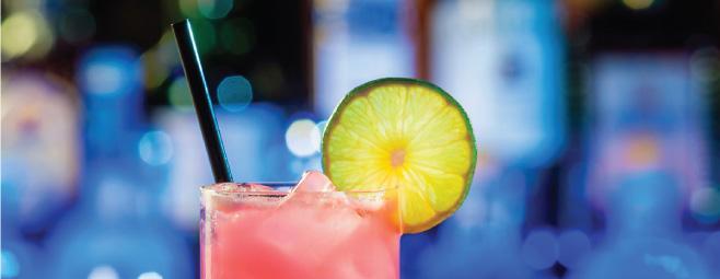 Drinks at Toro Toro