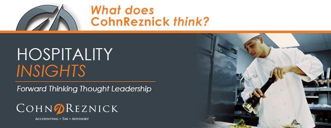 Cohn Reznick Hospitality Insights