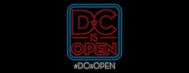 #DCisOpen