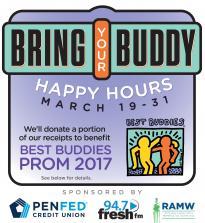 Bring Your Buddy - Restaurant Campaign | Restaurant