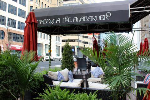 Taberna Del Alabardero Restaurant Association Of