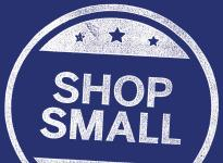 Shop Small® on Nov 30!