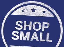 Shop Small® on Nov 30!