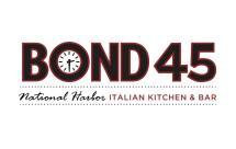 Bond 45 National Harbor