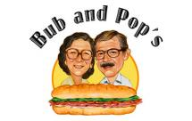 Bub & Pop's logo