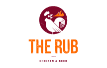 The Rub Chicken and Beer Logo
